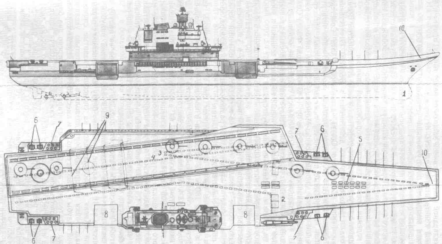 Ships Blueprints http://www.freeblueprints.net/cold-war-crisis-board-admiral-kuznetsov-blueprints/modely3d.narod.ru*blueprints*ships*kuznetsov.jpg/